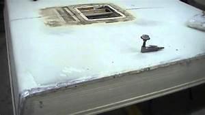 Pop up trailer roof repair pt