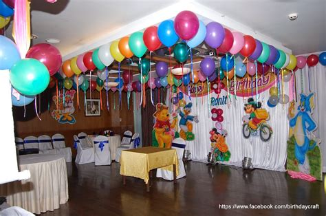 decoration birthday pune premier children birthday planners birthday