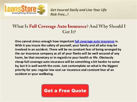 Compare Car iIsurance: Cheap Car Insurance With Full Coverage