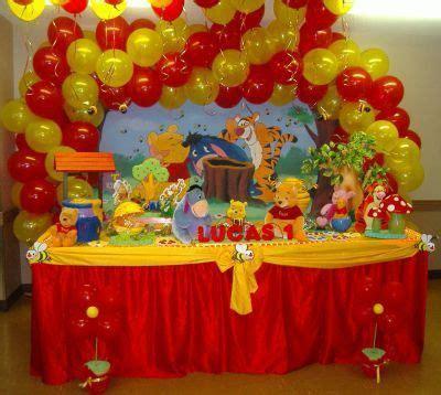 Winnie The Pooh Decoration Ideas - winnie the pooh day my baby shower winnie the pooh
