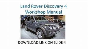 Land Rover Discovery Pdf