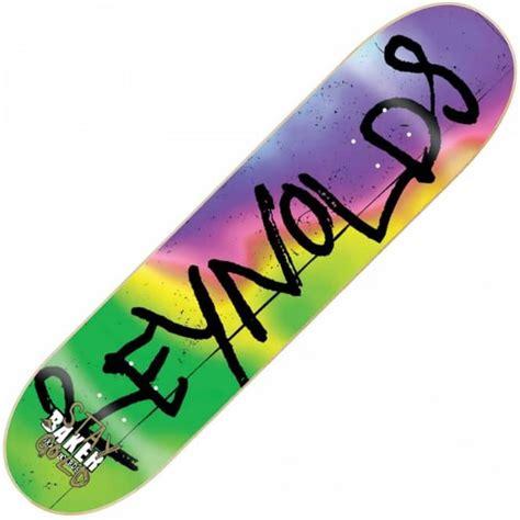 Baker Skateboard Decks 775 by Baker Skateboards Baker Stay Gold Deck 7 75
