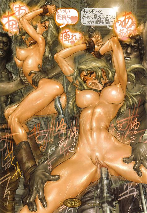 pieces8 098 shirow masamune uncensored collection luscious
