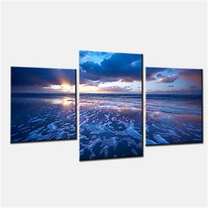 wholesale unframed 3 piece canvas wall art painting cheap With cheap wall art