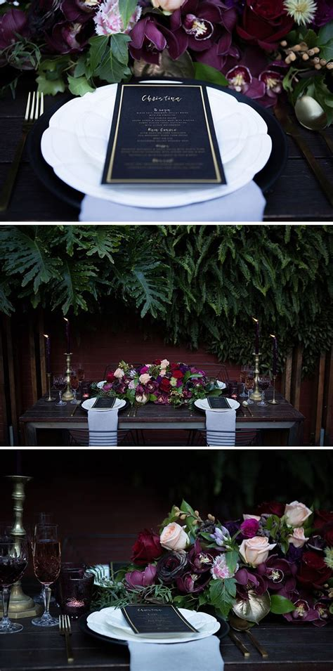 25 Best Jewel Tone Wedding Ideas On Pinterest Jewel