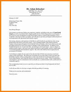 5 example of motivation letter for internship emt resume With example of a cover letter for an internship