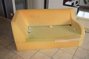 A mains nues39elle renovation d39un canape en simili cuir for Canapé simili cuir qui s effrite