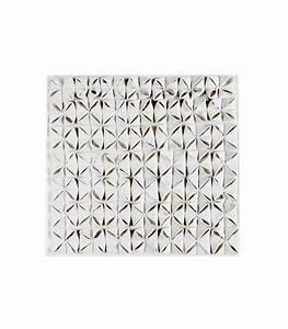 Tapis De Bain Design : tapis de bain design 100 coton origami ivoire aquanova ~ Teatrodelosmanantiales.com Idées de Décoration