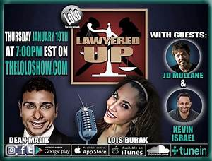 Lawyered Up Internet Radio Show - Home   Facebook