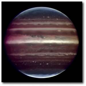 Planet Jupiter From Inside - Pics about space