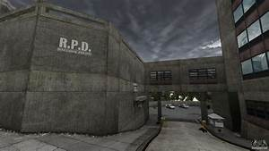 Police Station  Raccoon For Gta 4