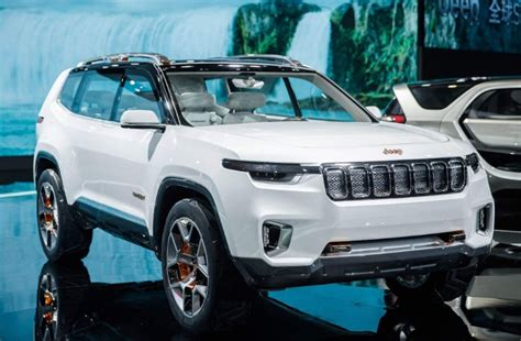 2020 Jeep Grand Cherokee Redesign, Release Date