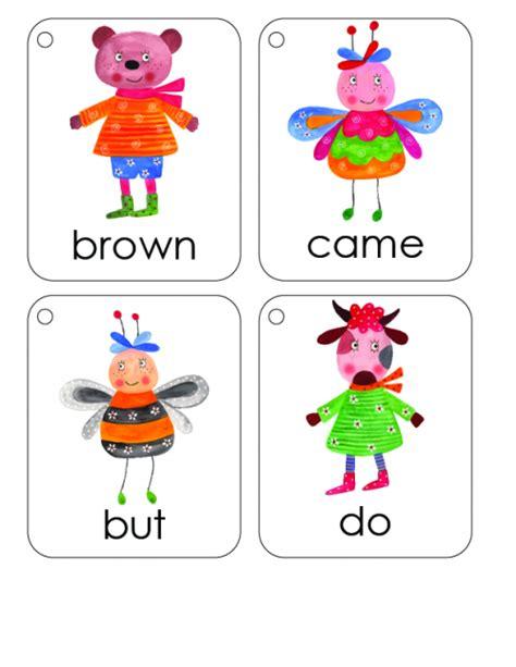 First 100 Words Flashcards #7 Kidspressmagazinecom
