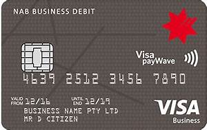 Business Visa Debit Card - Business Cards