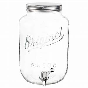 Distributeur Boisson Verre : distributeur de boisson vintage en verre maisons du monde ~ Teatrodelosmanantiales.com Idées de Décoration