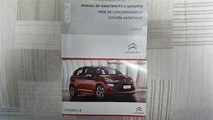 Manual Propriet U00e1rio Citroen C3 2012 E 2013