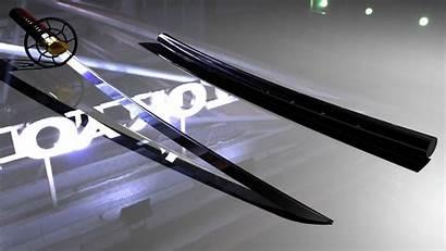 Samurai Katana Sword Pedang Maya Wallpapers Tutorial