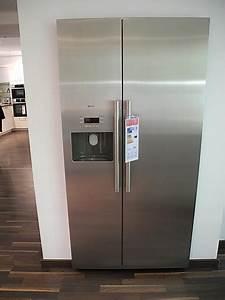 Kühlschrank Siemens Freistehend : k hlschrank neff k3990x7 04 freistehende side by side k hl gefrier kombination mit ~ Orissabook.com Haus und Dekorationen