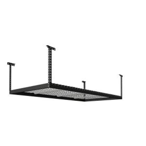 newage ceiling storage rack canada newage products performance 96 in l x 48 in w x 45 in h