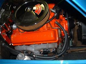Show Me Your Period Correct 66 327  300 Hp Engine Bay