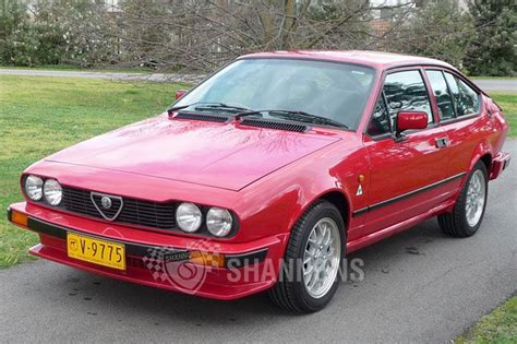 Sold Alfaromeo Gtv 2000 Coupe Auctions  Lot 3 Shannons