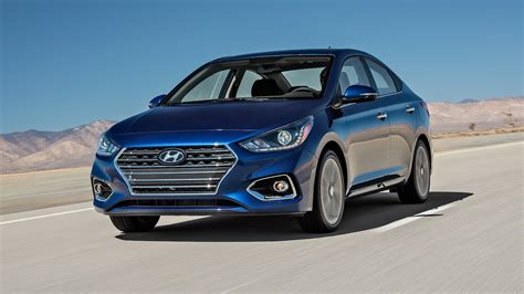 Hyundai Accent 2019 Motor Trend Car Of The Year Contender