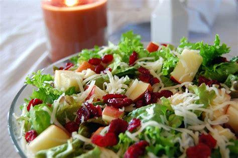 christmas salad recipes pinterest