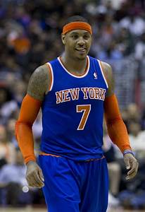 NY Knicks Limousine Service to Madison Square Garden  Carmelo