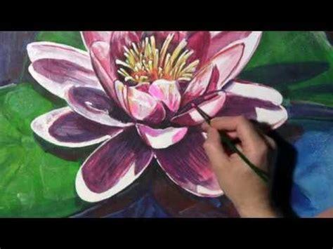 bettags malschule malen mit acrylfarbe youtube