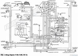 2003 Ford F 6575medium Truck Service Set 03 Service And The Electrical Wiring Diagrams