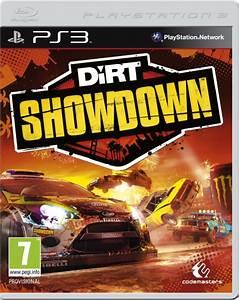 Dirt 3 Ps3 : dirt showdown ps3 zavvi ~ Medecine-chirurgie-esthetiques.com Avis de Voitures