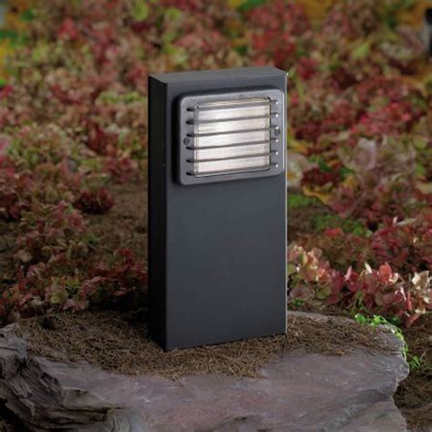 Borne Exterieur Led Conceptions De Country Led éclairage De Jardin Borne Nautic By Tekna