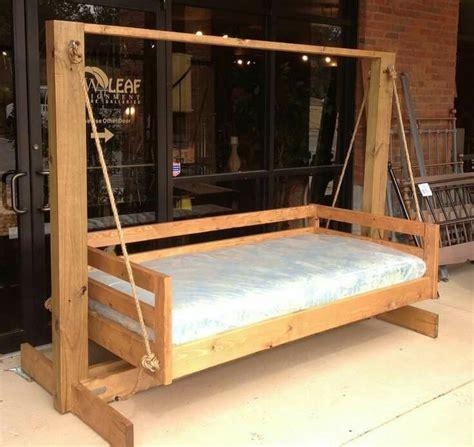 standing swing   porch bed diy swing swing