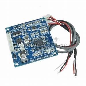 Bluetooth 4 0 Audio Receiver Board Wireless Stereo Sound Module 12v 24v Car