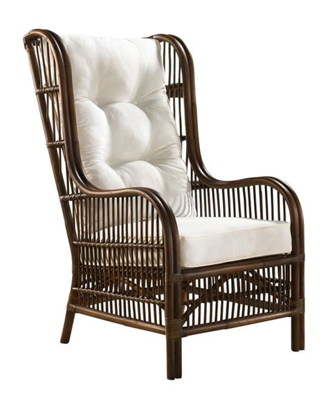 bora bora occasional chair with cushion