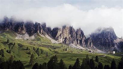 Mountain Mountains Nature Cinemagraph Fog Clouds Southern