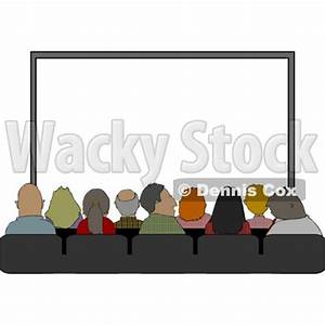 Movie Theater Seats Clipart (13+)