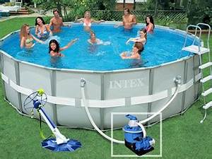 Filtre A Sable Intex 4m3 : branchement pompe a sable piscine intex ~ Dailycaller-alerts.com Idées de Décoration
