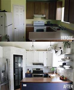 the kitchen before and afters countertops cabinets and With best brand of paint for kitchen cabinets with amazing wall art ideas