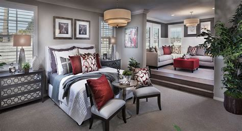 Houston Home Great Use Texture by 5 Design Ideas For Your Master Bedroom The Open Door By