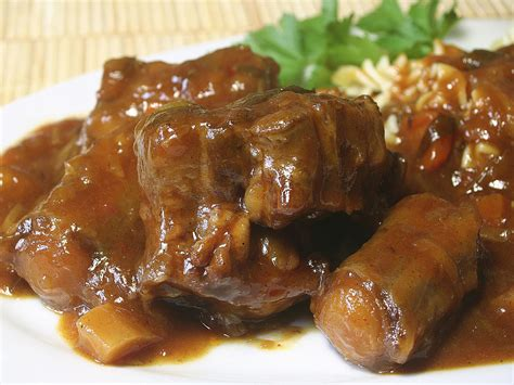 oxtail recipe braised oxtails recipe