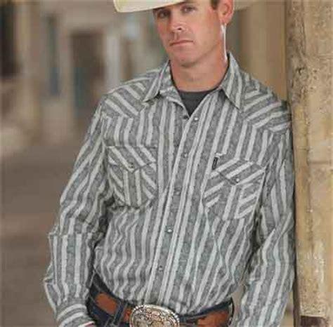 cinch striped modern western shirt