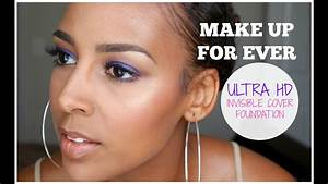 Ultra HD Invisible Cover Foundation  MAKE UP FOR EVER