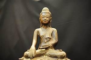 Buddha Bilder Gemalt : buddha buddhism statue free photo on pixabay ~ Markanthonyermac.com Haus und Dekorationen