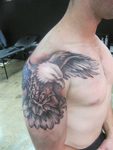 Eagle Tattoo Tribal Eagle Tattoo Designs Pictures Ideas