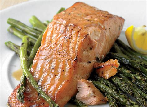 A recipe for better heart health. 18 Healthy Salmon Recipes You'll Love | Eat This Not That