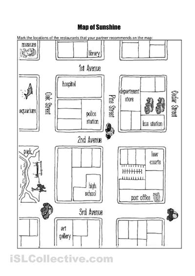 images  follow directions worksheets