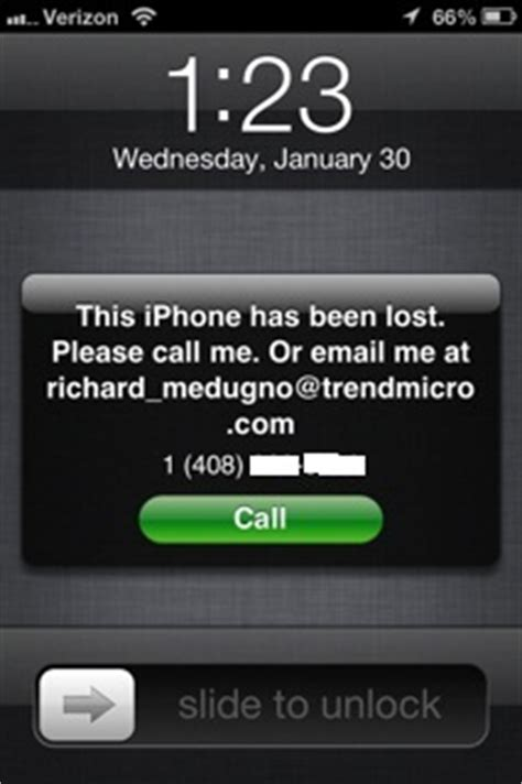 lost iphone a solution to the lost found mobile device dilemma