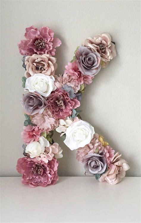 boho flower letter boho floral letter boho chic nursery art etsy boho chic nursery floral