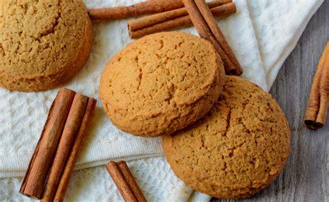 receitas de biscoito de canela  unem aroma  sabor